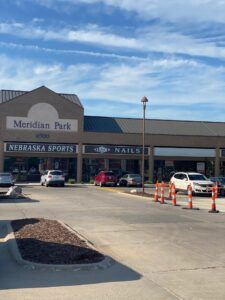 new store at Meridian Park